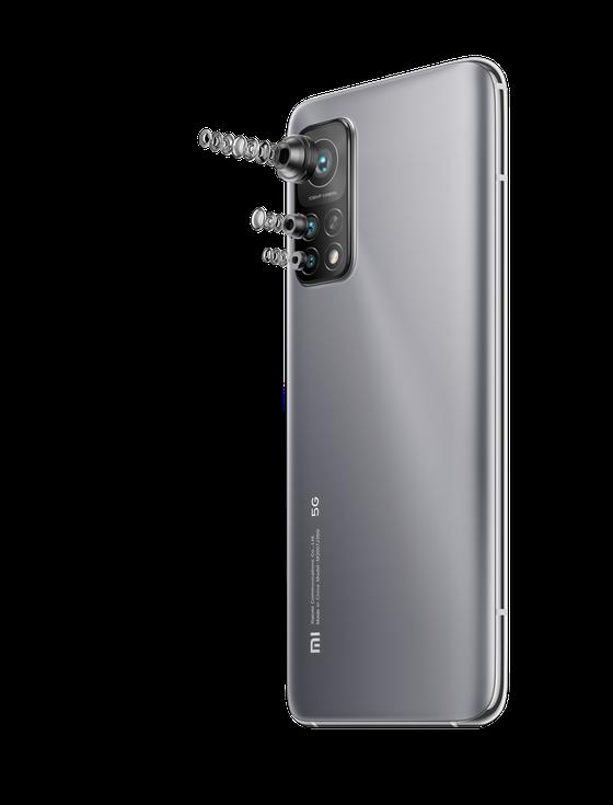 Mi 10T Pro: Trang bị cụm camera 108MP, màn hình AdaptiveSync 144Hz  ảnh 1