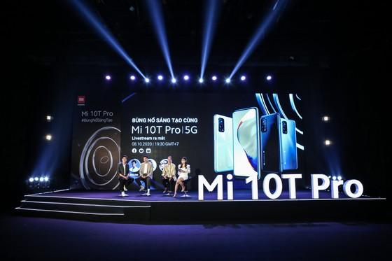 Mi 10T Pro: Trang bị cụm camera 108MP, màn hình AdaptiveSync 144Hz  ảnh 5