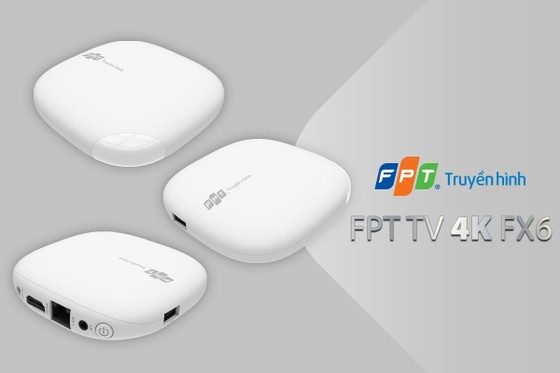 FPT TV 4K FX6 với nhiều tính năng vượt trội ảnh 1