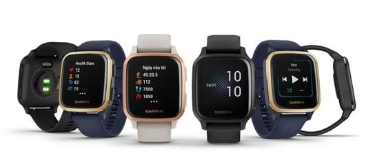 """Garmin: Smartwatch """"Venu Sq và Venu Sq Music"""" đã lên kệ tại Việt Nam  ảnh 1"""