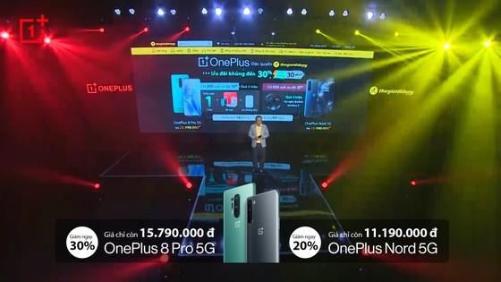 """OnePlus 8T 5G và """"phản ứng"""" hàng xách tay ảnh 1"""