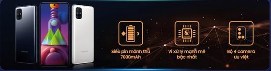 Galaxy M51 pin 7.000mAh giá gần 9,5 triệu đồng ảnh 1