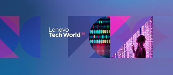 Lenovo Tech World 2020: Thế giới kết nối linh hoạt và thông minh  ảnh 1