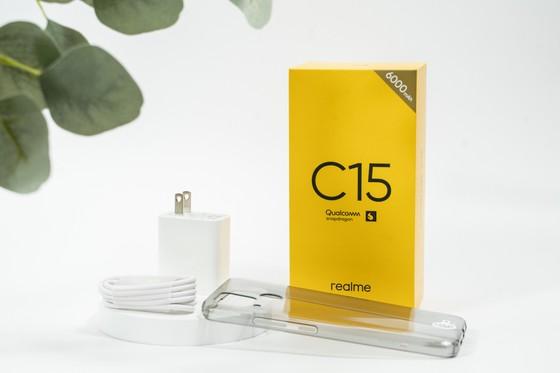 realme C15 lên kệ với mức giá 4,2 trệu đồng  ảnh 5