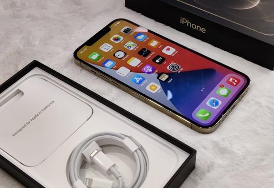 iPhone 12 Pro Max đầu tiên xuất hiện ở Việt Nam có giá 53 triệu đồng   ảnh 3