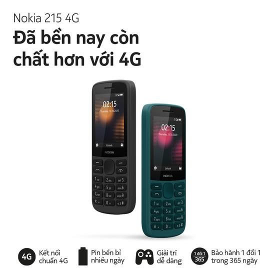 Nokia ra mắt 3 dòng điện thoại phổ thông mới ảnh 2