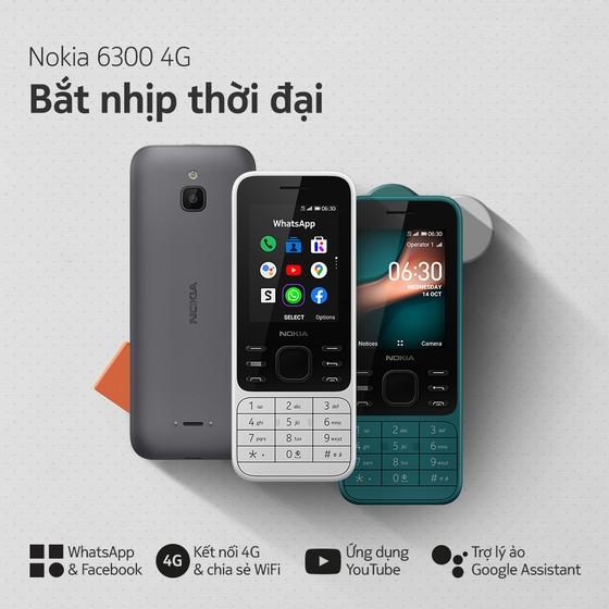 Nokia ra mắt 3 dòng điện thoại phổ thông mới ảnh 1