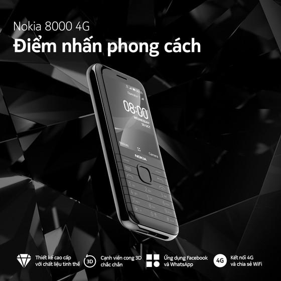 Nokia ra mắt 3 dòng điện thoại phổ thông mới ảnh 3