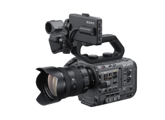 Máy quay FX6 với mức giá đề xuất từ 141.990.000 đồng ảnh 1