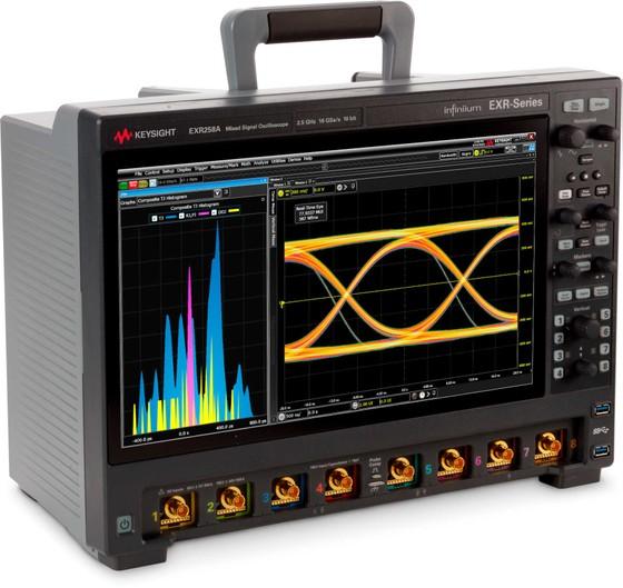 Máy hiện sóng dòng Infiniium EXR-Series chính thức được phân phối ảnh 1