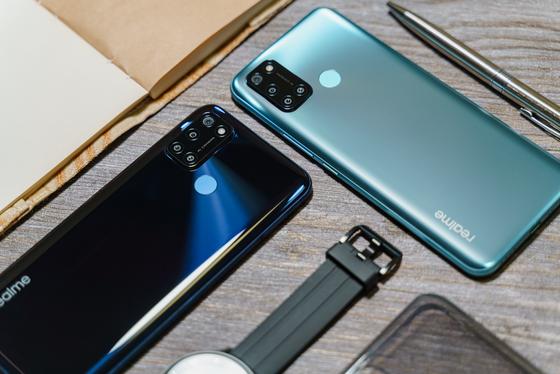 'Nhá hàng' smartphone phân khúc phổ thông Realme C17  ảnh 4