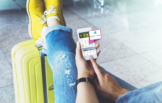 Ví MoMo ra mắt tính năng 'Du lịch - Đi lại'  ảnh 2