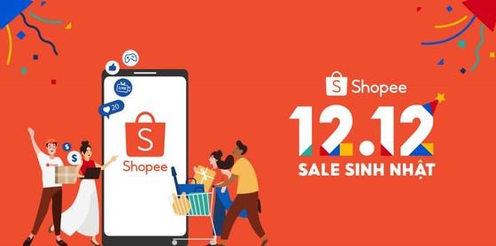 Shopee khởi động sự kiện 12-12 sale sinh Nhật  ảnh 2