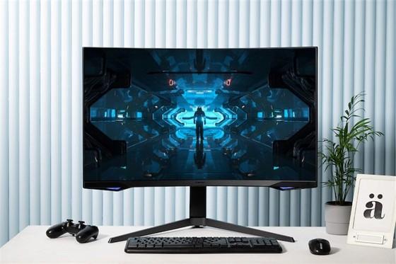 Màn hình gaming cong Odyssey mới của Samsung có đặc biệt? ảnh 1