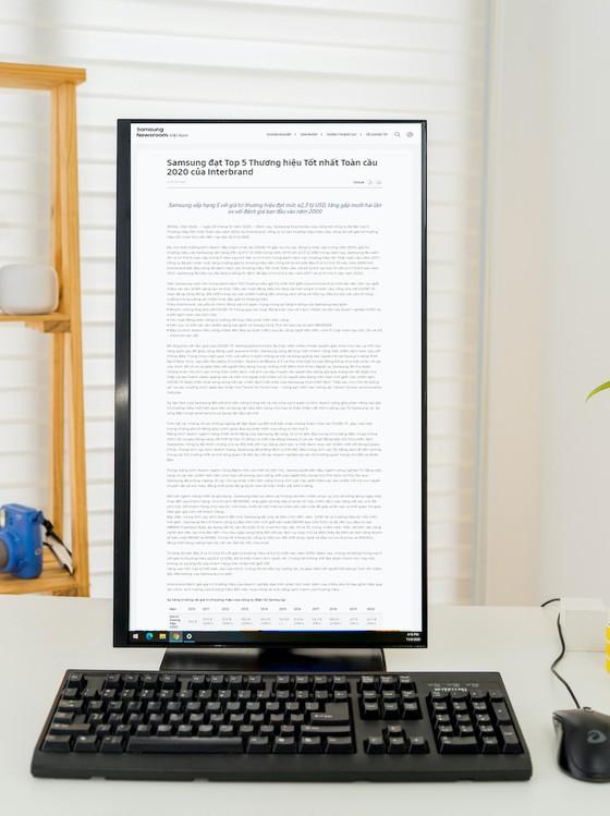 Bộ đôi màn hình máy tính T35F và T45F, lựa chọn tối ưu của doanh nghiệp ảnh 3
