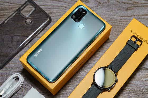 Realme C17 và đồng hồ Realme Watch S sẽ lên kệ từ ngày 5-12  ảnh 4