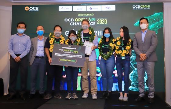 Aspire trở thành Quán quân cuộc thi OCB Open API Challenge 2020 ảnh 2