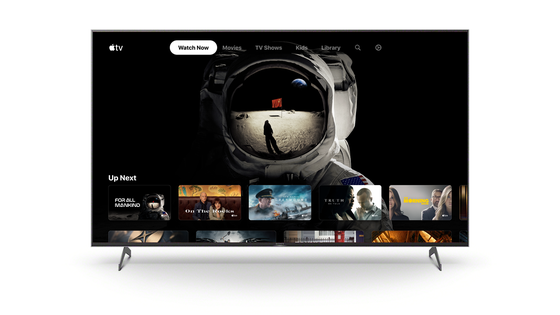 Sony đưa Apple TV lên một số dòng TV thông minh ảnh 1