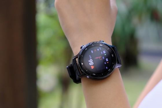 Realme Watch S: Trọng lượng nhẹ chỉ 48g, hỗ trợ 16 chế độ tập luyện thể thao ảnh 2