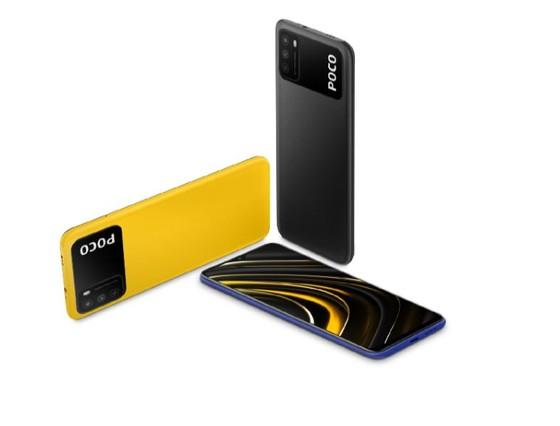 POCO M3 smartphone mới trong phân khúc phổ thông  ảnh 1