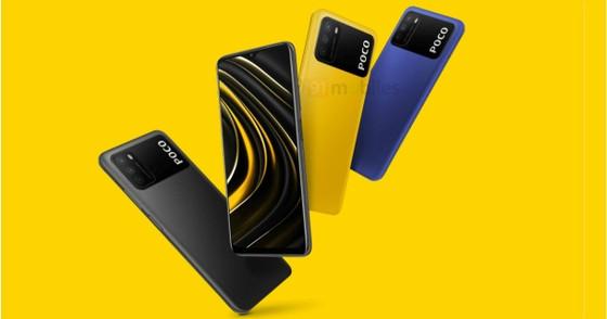 POCO M3 smartphone mới trong phân khúc phổ thông  ảnh 3