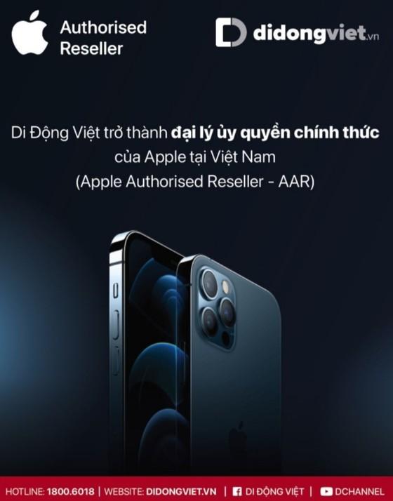 Vì sao hơn 200 nghệ sĩ chọn Di Động Việt để sắm iPhone 12? ảnh 2