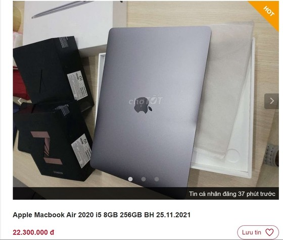 """Đua nhau """"lên đời"""" Macbook M1   ảnh 2"""
