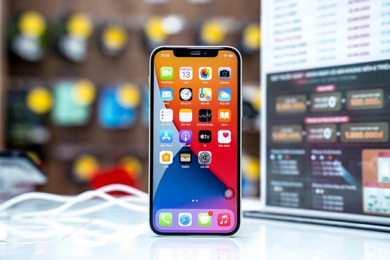 iPhone 12 và iPhone 12 mini đồng loạt giảm giá   ảnh 1