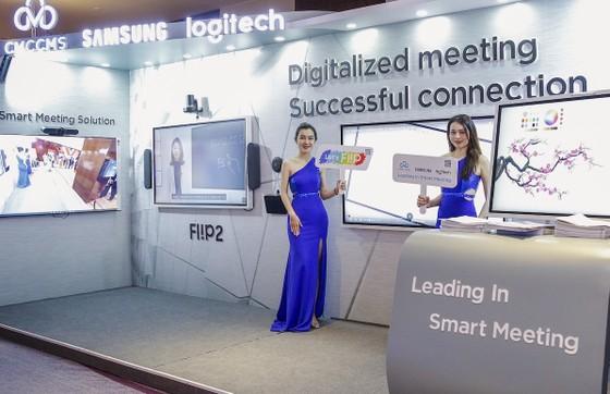 Những sản phẩm Samsung phục vụ đắc lực cho họp trực tuyến của doanh nghiệp    ảnh 1