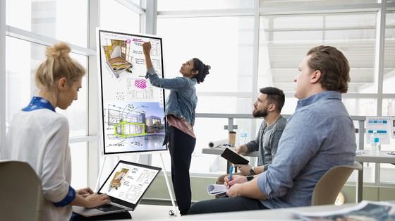 Những sản phẩm Samsung phục vụ đắc lực cho họp trực tuyến của doanh nghiệp    ảnh 2