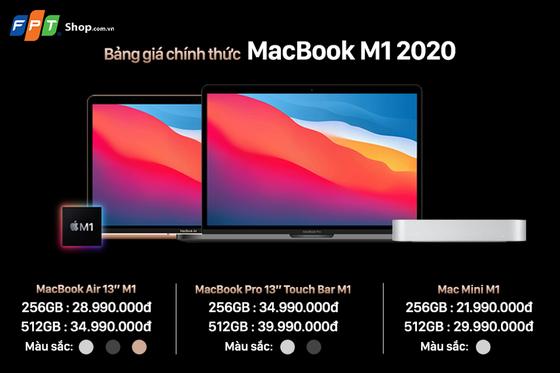 FPT Shop bất ngờ giao MacBook M1 chính hãng cho khách hàng ảnh 3