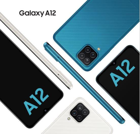 Samsung chính thức ra mắt Galaxy A12 và A02s ảnh 2