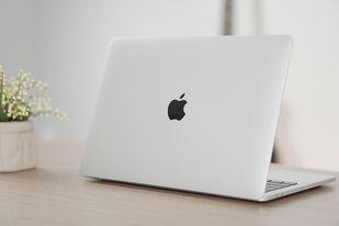 Trên tay MacBook M1  ảnh 1