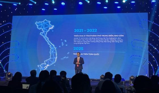 'MobiFone chào 5G - mở tương lai' chính thức ra mắt tại TPHCM ảnh 1