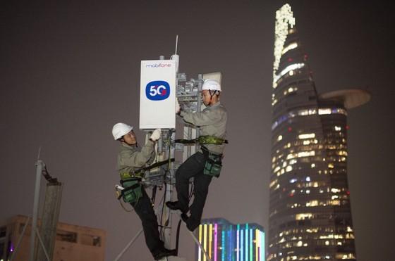 'MobiFone chào 5G - mở tương lai' chính thức ra mắt tại TPHCM ảnh 5