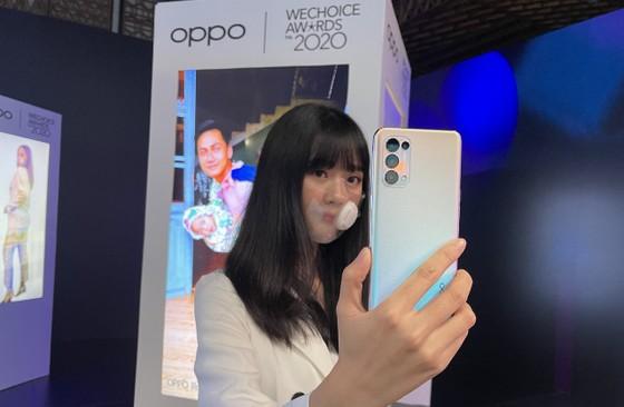 """OPPO Reno5 """"Cùng hình dung khoảnh khắc cuộc sống"""" chính thức ra mắt tại Việt Nam ảnh 4"""