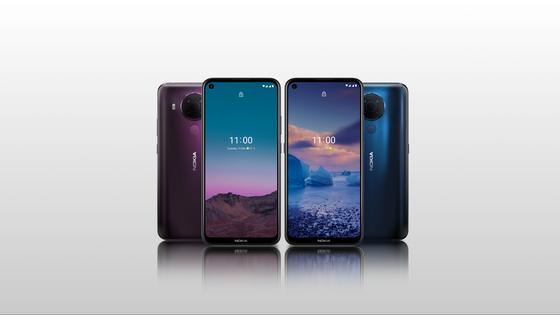 Nokia 5.4 có mức giá 4,99 triệu đồng tại thị trường Việt Nam  ảnh 1