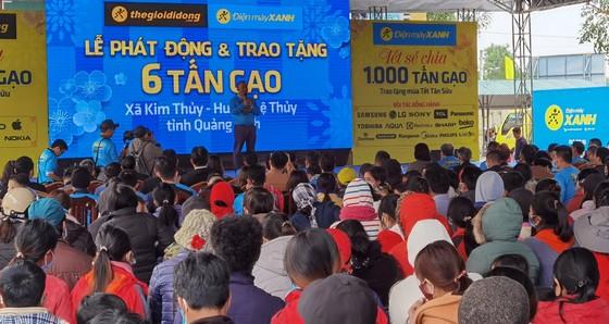 Thế Giới Di Động khởi động chương trình 'Tết sẻ chia' nhân dịp Tết Tân Sửu ảnh 4