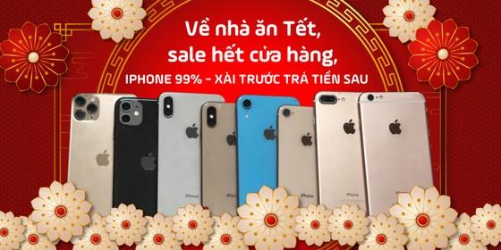 """iPhone 12 vẫn """"hot"""" mùa cận Tết ảnh 3"""