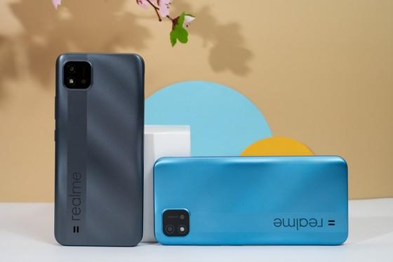 Realme C20 lên kệ với mức giá 2,69 triệu đồng  ảnh 2