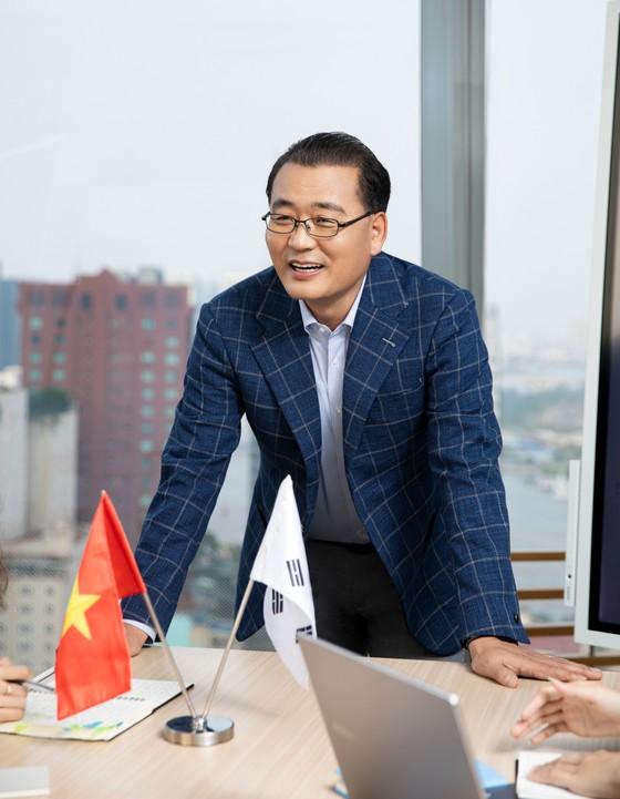 Ông Kevin Lee chính thức được bổ nhiệm Tổng Giám đốc Công ty Điện tử Samsung Vina ảnh 1