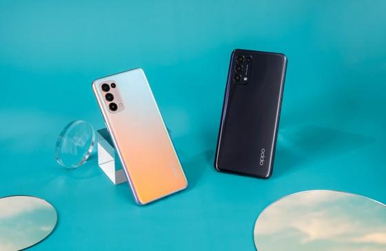 OPPO Reno5, chiếc smartphone bán chạy nhất của tháng 1-2021 ảnh 1