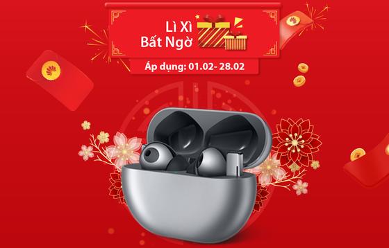 Huawei chào đón Tết Tân Sửu Việt Nam với nhiều ưu đãi hấp dẫn   ảnh 1