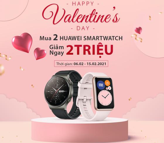 Huawei chào đón Tết Tân Sửu Việt Nam với nhiều ưu đãi hấp dẫn   ảnh 2