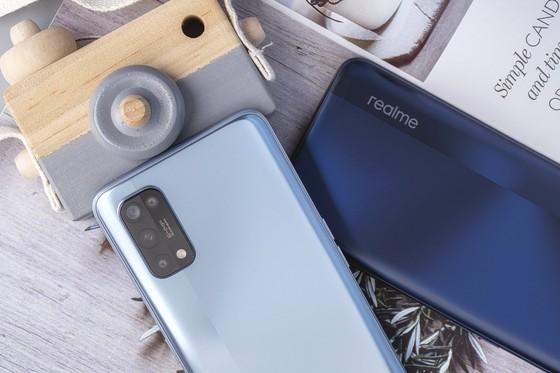 Realme thương hiệu smartphone đạt nhiều kết quả ấn tượng trong năm 2020 ảnh 4
