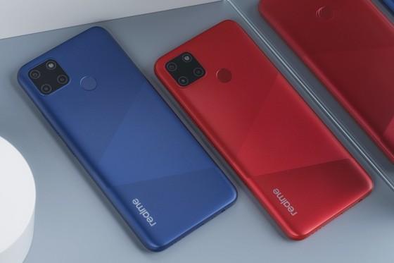 Realme hướng đến flagship smartphone 5G ảnh 1