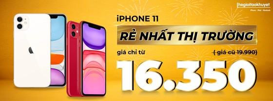 """iPhone """"like new"""" giảm giá mạnh, thị trường thêm nhộn nhịp ảnh 2"""