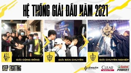 Vietnam Esports đầu tư 12 tỷ đồng cho Đấu Trường Danh Vọng 2021 ảnh 2