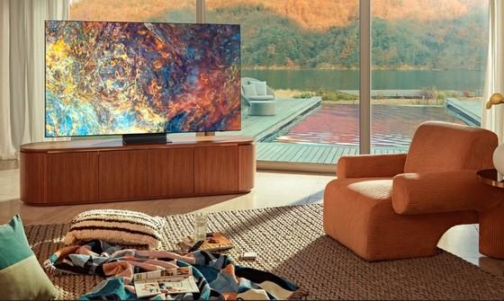 TV Neo QLED 2021 của Samsung có giá bao nhiêu? ảnh 1