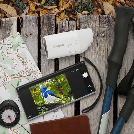 PowerShot ZOOM, chiếc máy ảnh kiêm ống nhòm kĩ thuật số bỏ túi   ảnh 2